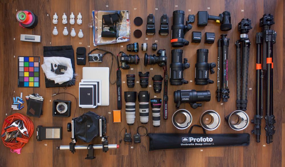 Equipos y técnicas fotográficas6