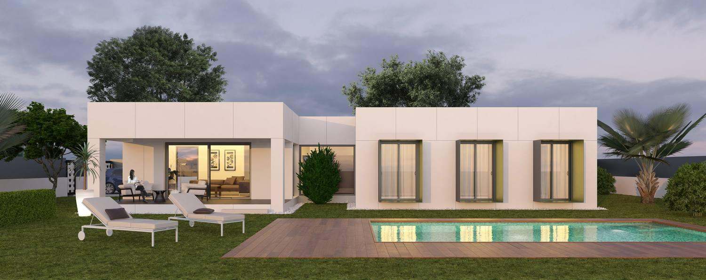Casas prefabricadas en valencia vida modular for Casas prefabricadas modernas
