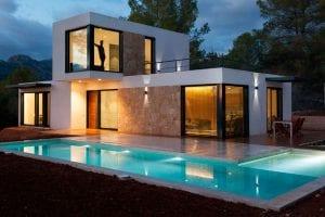 Casas prefabricadas en mallorca vida modular for Design casa low cost