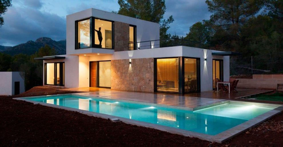 Casas prefabricadas en barcelona vida modular for Casas prefabricadas de hormigon economicas