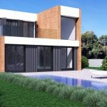 Casas prefabricadas en mallorca vida modular - Casas modulares madrid ...