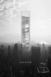 concurso de rascacielos evolo