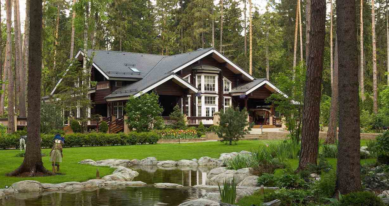 Las casas prefabricadas de madera vida modular - Casa de madera prefabricadas ...