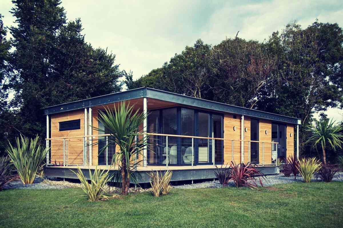 Casas Prefabricadas Modernas Fotos Precios E Ideas