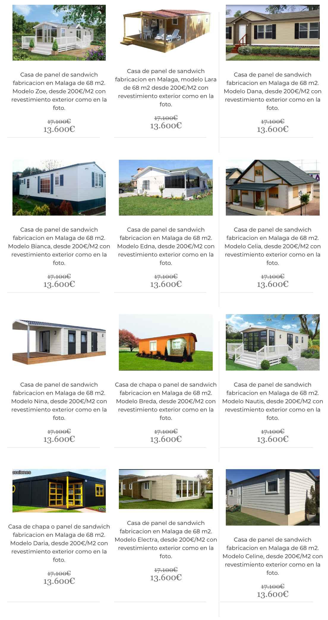 Casas Prefabricadas Baratas Economicas Y De Segunda Mano