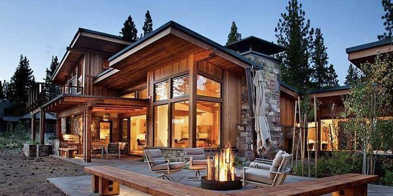 Casas prefabricadas en mallorca vida modular - Casa de madera prefabricada ...