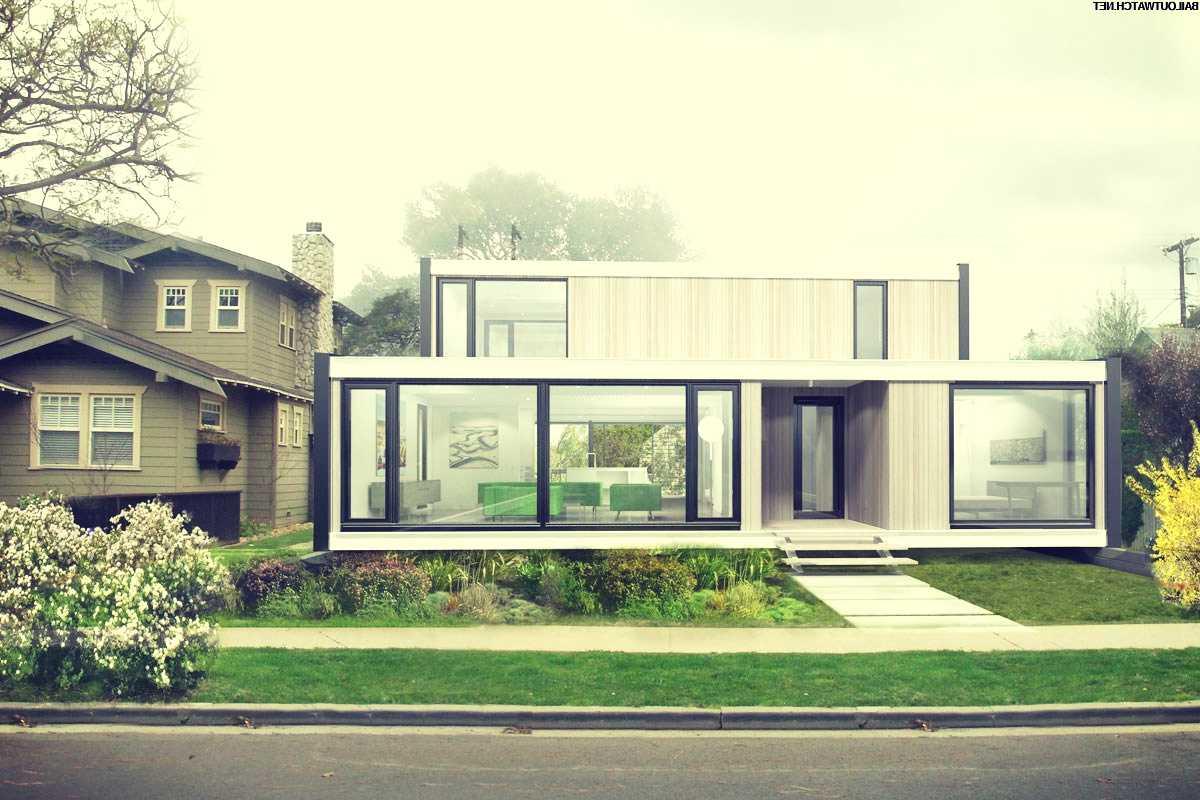 Casas prefabricadas modernas fotos precios e ideas for Casas prefabricadas modernas