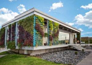 Casas modulares ecologicas y sostenibles