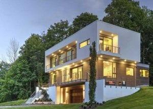 Casas y viviendas modulares