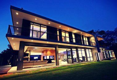 Casas prefabricadas de lujo