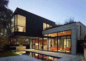 casa de acero modular