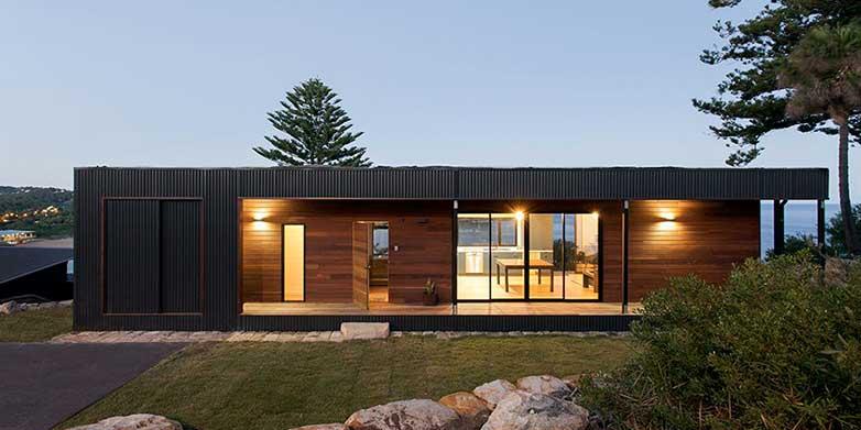 Las Casas Prefabricadas De Madera Vida Modular