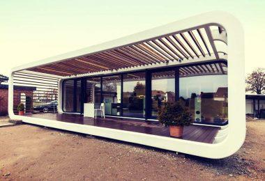 casa moderna de diseno