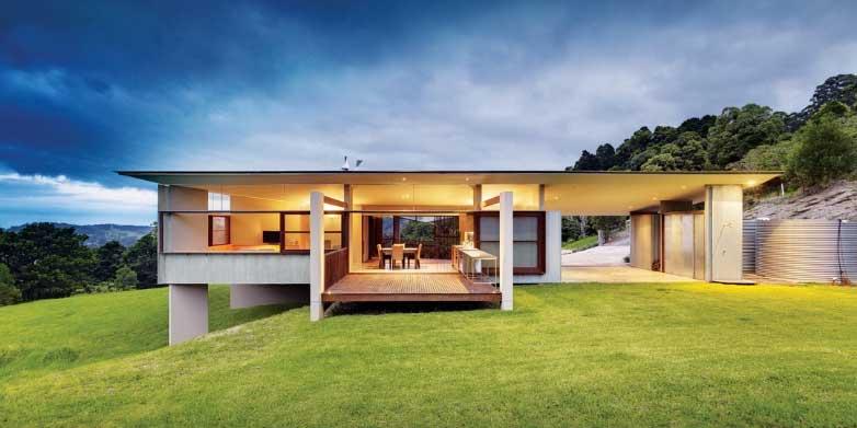 Casas prefabricadas de acero vida modular - Casas modulares modernas precios ...