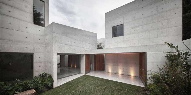 Las casas prefabricadas de hormig n vida modular for Cuanto cuesta una piscina de hormigon