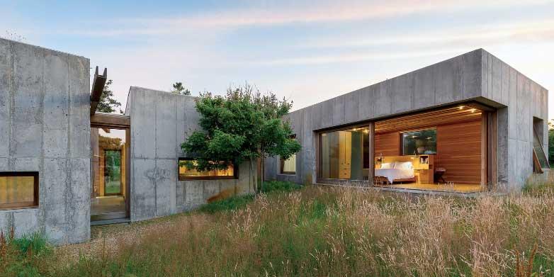Las casas prefabricadas de hormig n vida modular for Casas prefabricadas hormigon